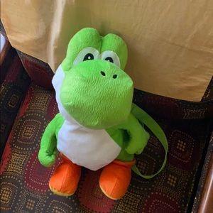 Yoshi backpack